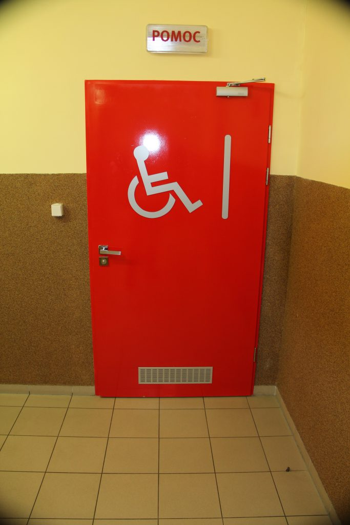 drzwi malowane natryskowo